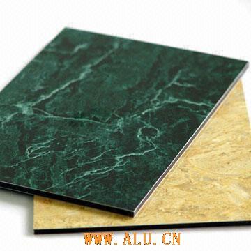 岗纹/木纹铝塑板 - 台州岗纹/木纹铝塑板