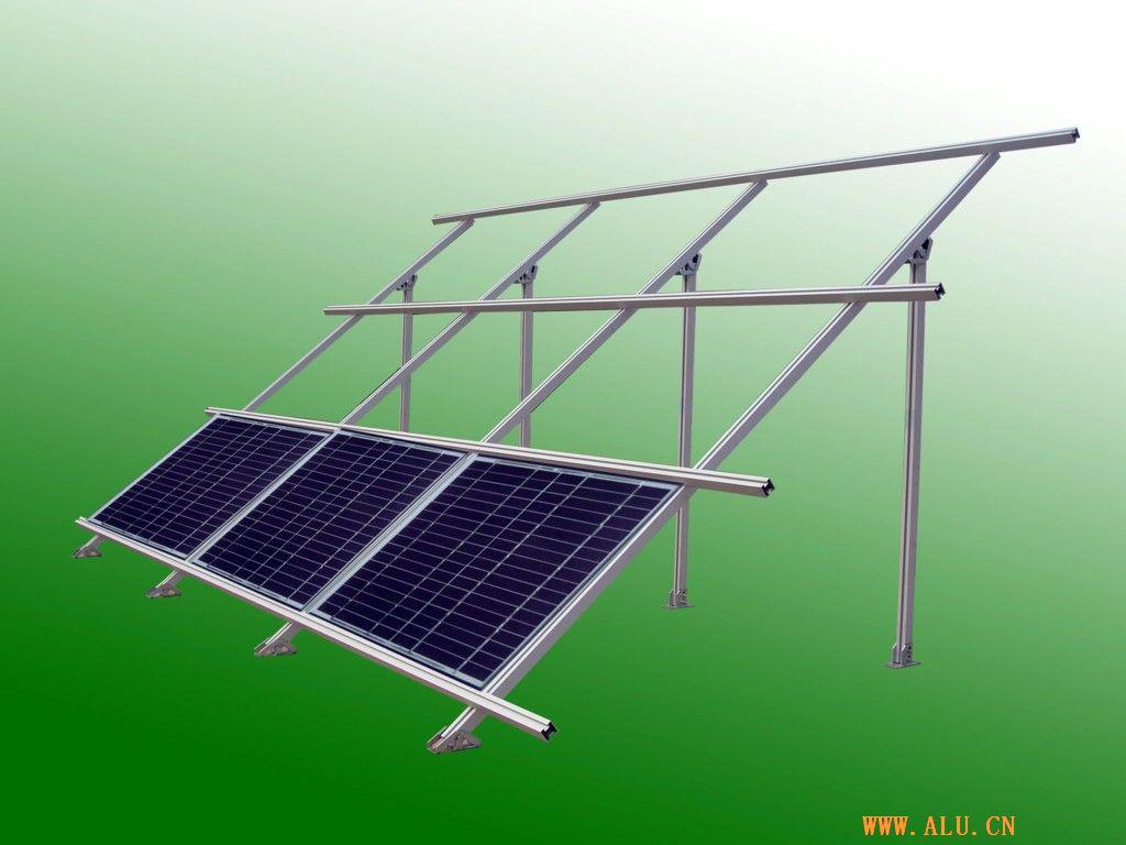供应太阳能电池板铝支架