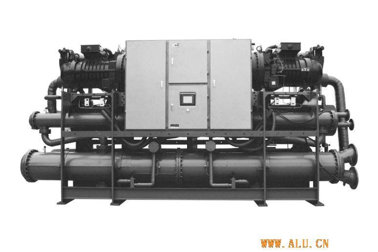 铝型材氧化专用螺杆式冷冻机