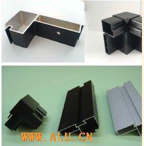 洲比亚led专用铝材;led铝型材