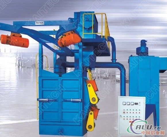 Q37系列吊钩式跑抛丸清理机