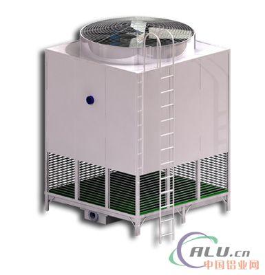 联系方式 本系列横流式玻璃钢 冷却塔采用两侧进风,靠顶部的风机,使