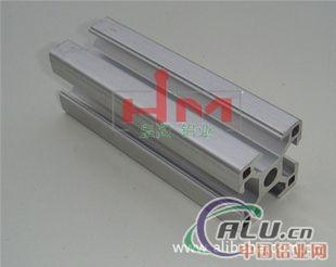 供应3030型材,工业铝型材及配件