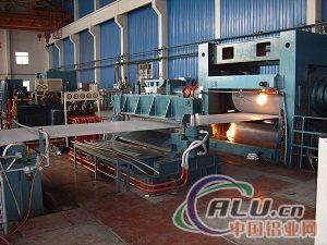 供应铝锭铝板铝箔铸轧机、冷轧机