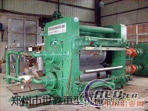供应投资少\见效快铝铸轧机双辊轧机