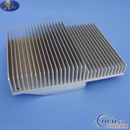 铝型材散热器散热量计算高清图片