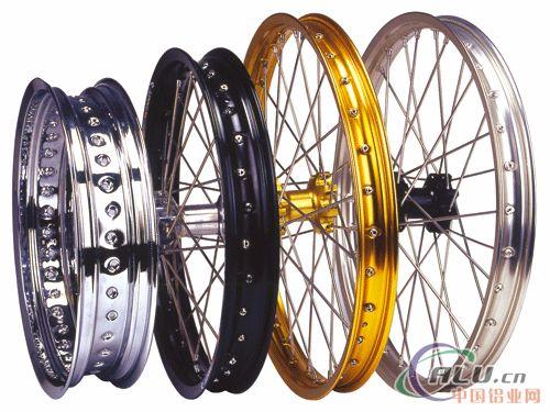 摩托车铝圈