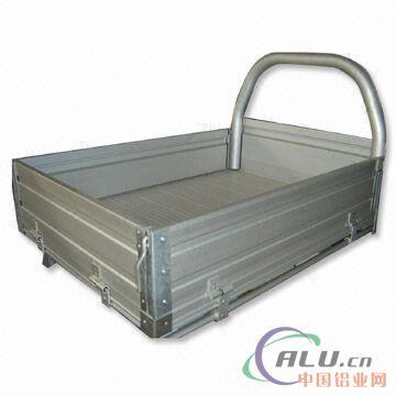 供应电动汽车铝合金车厢
