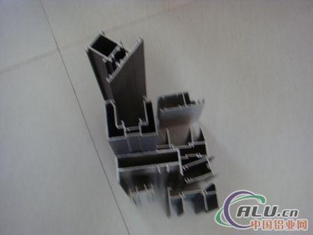 江西隔热平开系列 隔热平开铝型材