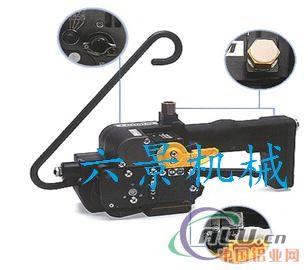 供应气动PET塑钢带打包机P355