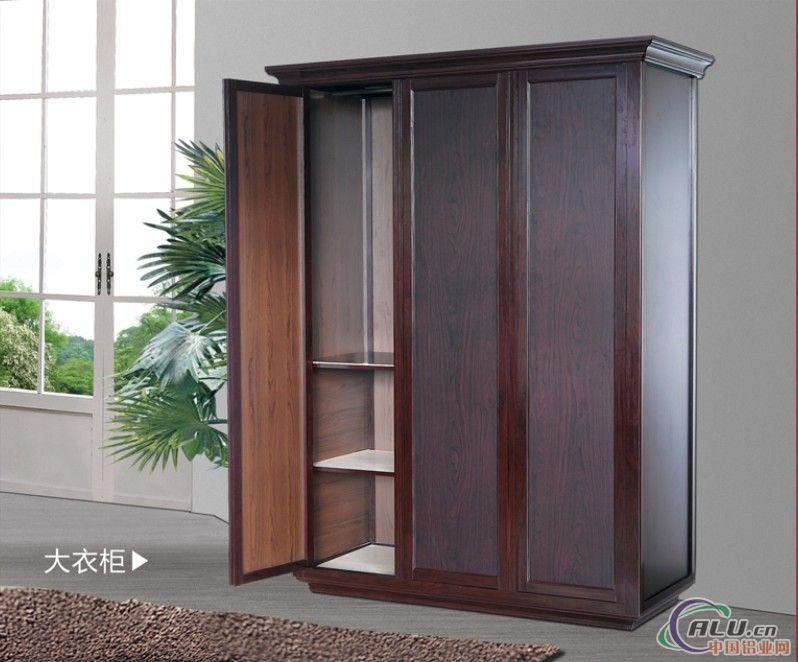 铝合金衣柜 - 佛山铝合金衣柜