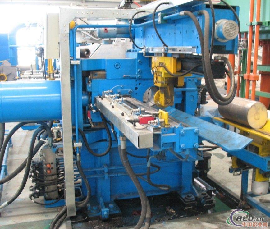 供应铝型材设备单棒热剪炉