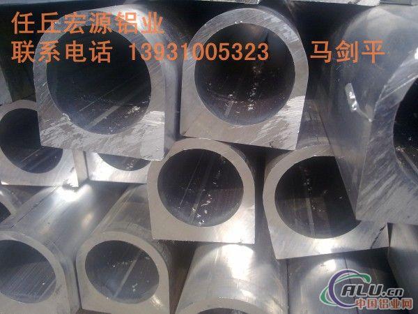 任丘宏源铝业生产供应铝合金工业异型材