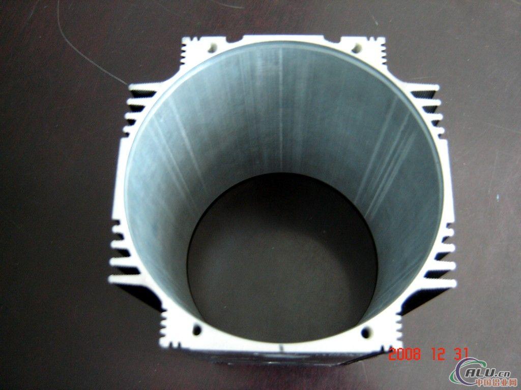 供应电机壳铝型材