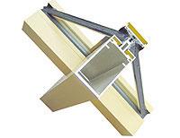 供应彩色门窗幕墙型材及光伏太阳能型材