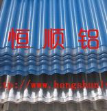 瓦楞压型铝板生产,水波纹瓦楞铝板