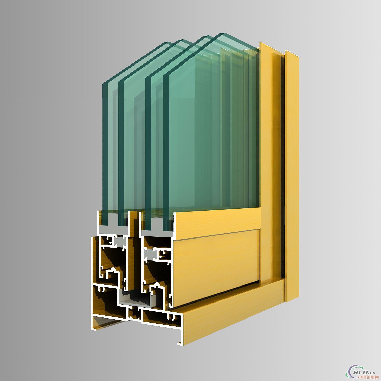 断桥铝合金门窗型材-断桥铝型材-中国铝业网