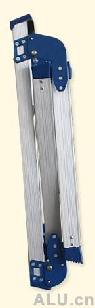供应铝梯侧面图