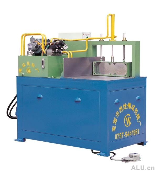 hydraumatic cutting machine