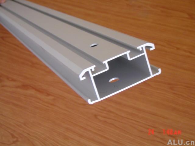Aluminium profile (sliding track)