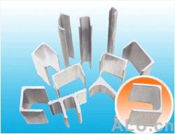 aluminium profiles for gas chamber