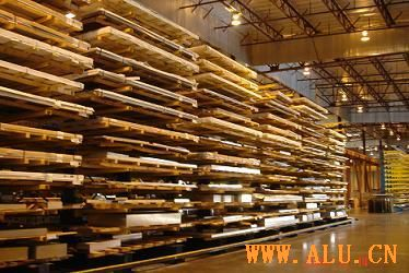 imported aluminum alloy(7075、5052、6061、MIC-6)