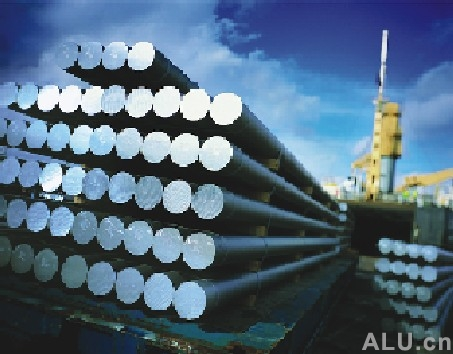 imported aluminium rod, board,