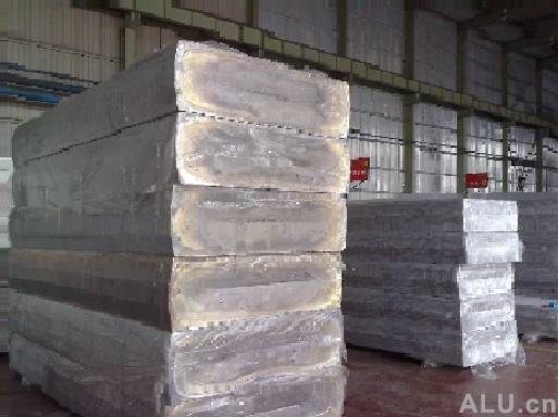 super-thick large aluminum plate (150-600mm1600×3500mm)