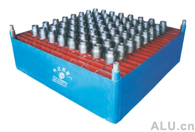 casting equipment for aluminiu