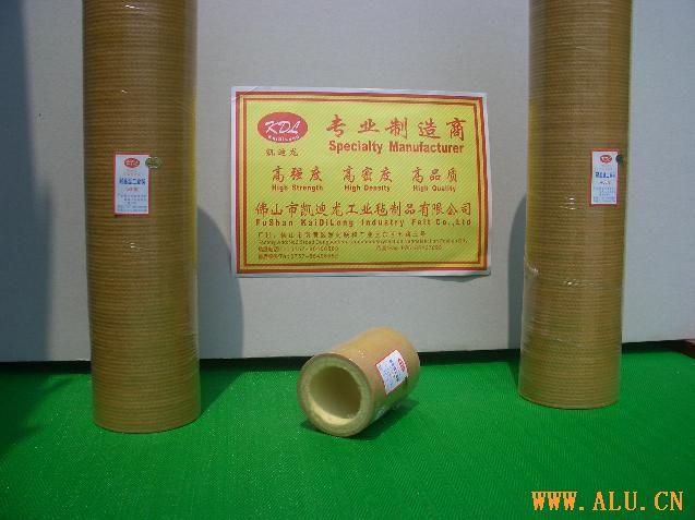 PBO roller,super high temperature600℃ resistance