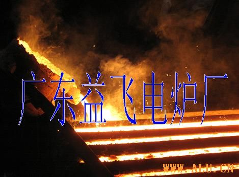 Steel smelting medium frequency induction furnace