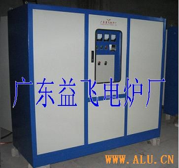 Medium frequency induction electric heating equipment
