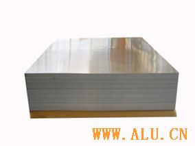 Cold rolling board of aluminium and aluminium alloy