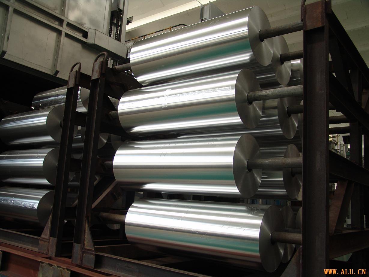 Aluminium adhesive tape foil