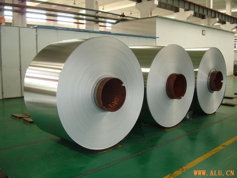Aluminium Auto-radiator foil