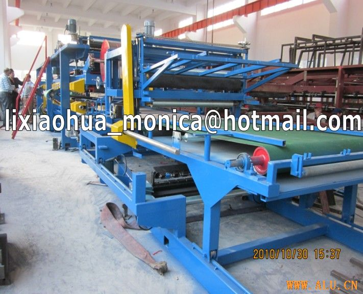 EPS Sandwich Panel Machine,EPS Sandwich Panel Forming Machine,EPS Sandwich Panel Making Machine