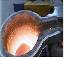 中铸耐火生产用于铝加工