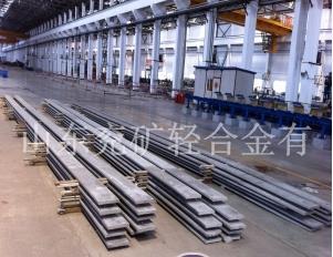 轻合金的铝工业型材