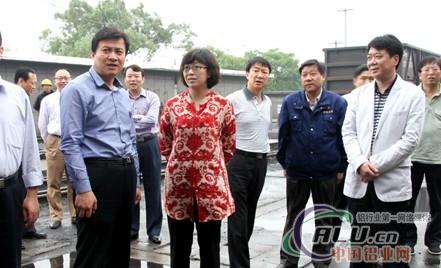 杨晓波赴山东江苏调研走访煤炭市场