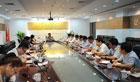 陕西有色集团传达学习省国资委教育实践活动靠前环节工作会议精神