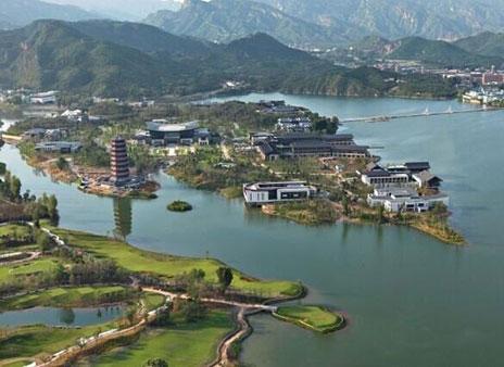 伟昌铝材入选2014APEC国际会议中心展馆铝型材供应商