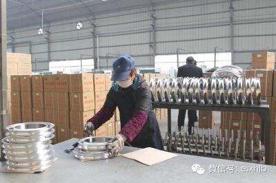 骏达铝业铝合金轮毂项目年产500万套,并将持续扩大产量