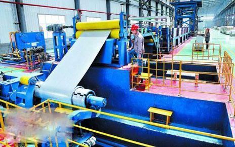伊川新型金属涂层材料助力铝深加工产业