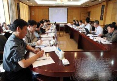 中国铝业本质脱困第九指导组来中铝山西企业调研