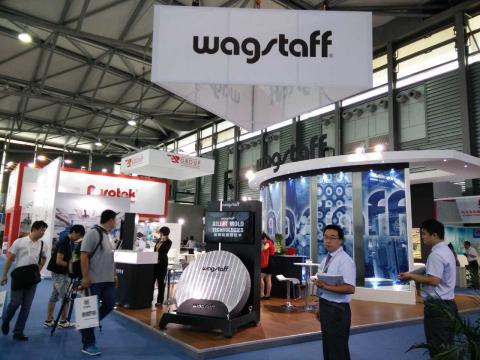 小吕跑展会――2015上海铝业展:瓦格斯塔夫