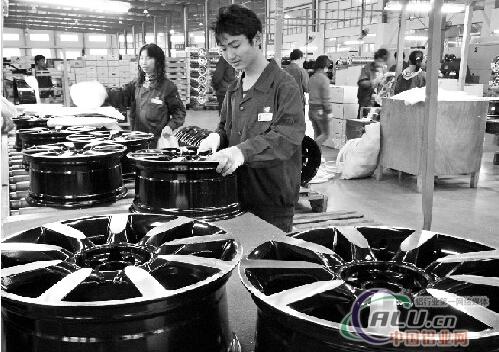 富源与今飞集团签订10亿元汽车铝合金轮毂项目