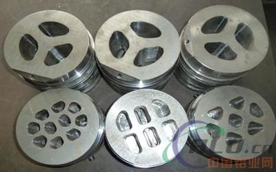 铝型材挤压模具热处理的要点及模具钢设计分析