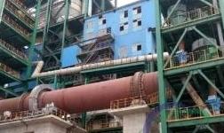 中州铝业5#焙烧炉技改项目一次性试车成功