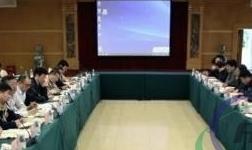 中国船舶工业集团专家团到开展技术交流
