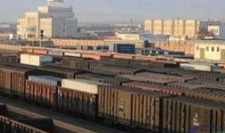 黄河鑫业今年前十个月铁路运输量超百万吨